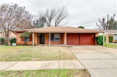 North Richland Hills Single Family Home For Sale: 5121 Maryanna Way