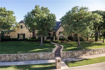 Southlake Single Family Home For Sale: 1709 Grass Court