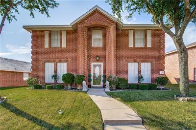Desoto Single Family Home For Sale: 708 Eldorado Drive