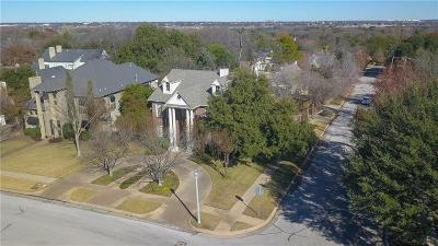Fort Worth Single Family Home Active Option Contract: 3700 Potomac Avenue