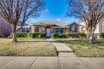 Garland Single Family Home For Sale: 3009 Creek Valley Drive
