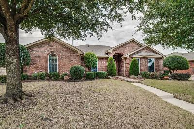 Waxahachie TX Single Family Home For Sale: $239,900