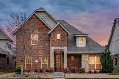 Mckinney Single Family Home Active Option Contract: 4209 Pecan Bend Lane