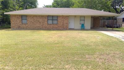 Freestone County Single Family Home For Sale: 1206 S 8th Avenue