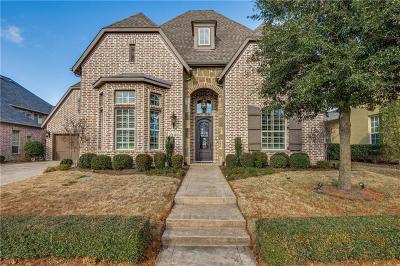 Frisco Single Family Home For Sale: 3590 Hickory Grove