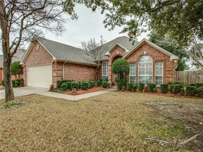North Richland Hills Single Family Home For Sale: 6128 Cliffbrook Drive