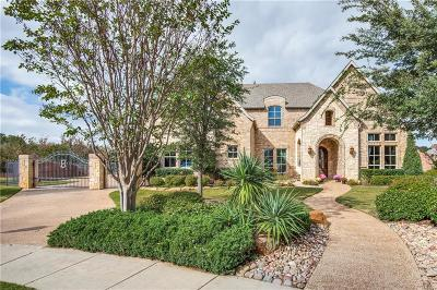Keller Single Family Home Active Contingent: 2405 Spruce Court
