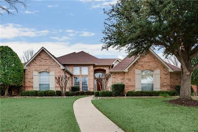 Flower Mound Single Family Home Active Contingent: 5313 Bayberry Street