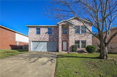 Grand Prairie Single Family Home For Sale: 3108 Paolo Drive