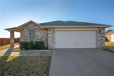 Crowley Single Family Home For Sale: 541 Paddle Drive
