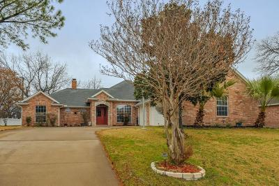 Granbury Single Family Home For Sale: 9715 Ravenswood Road