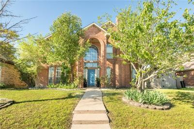 Mesquite Single Family Home For Sale: 2301 Bent Brook Drive