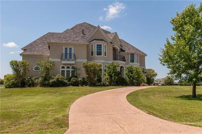 Parker County Single Family Home Active Option Contract: 117 King Ranch Court