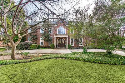 Dallas County Single Family Home For Sale: 4206 Valley Ridge Road