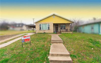 Dallas, Fort Worth Single Family Home For Sale: 2830 Prospect Avenue