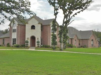 Fort Worth Single Family Home For Sale: 6238 Toscana Circle