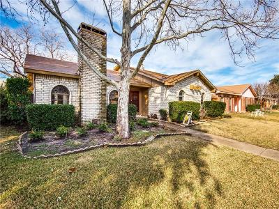 Dallas County, Denton County Single Family Home For Sale: 2929 Winterberry Drive