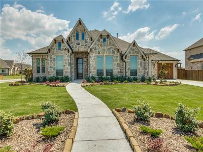 Prosper Single Family Home For Sale: 1380 Waterton Drive