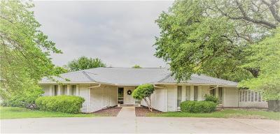 Dallas County Single Family Home For Sale: 7225 Stonetrail Drive
