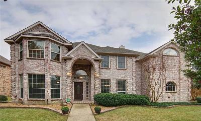 Plano Single Family Home For Sale: 3516 Cabriolet Court