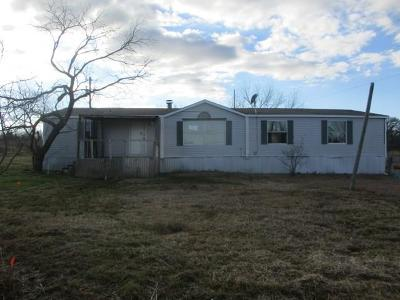 Terrell Single Family Home Active Contingent: 20851 N State Highway 34