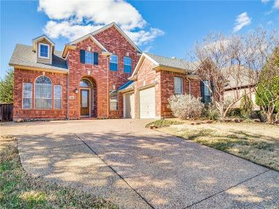 McKinney Single Family Home For Sale: 2304 Brenham Drive