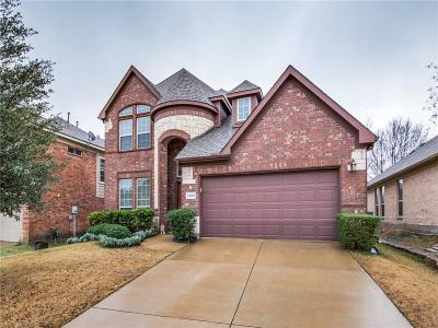 Single Family Home Active Option Contract: 5309 Fox Chase Lane