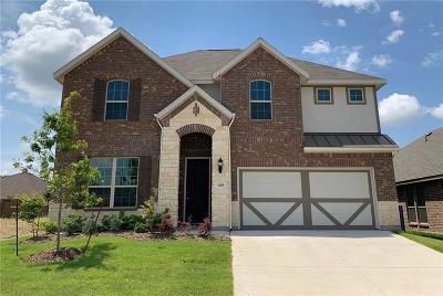 Fort Worth Single Family Home For Sale: 629 Windy Knoll Road