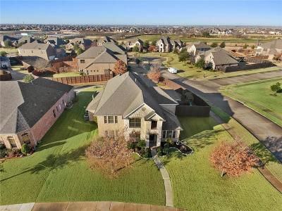 Frisco Single Family Home Active Contingent: 12295 Sunny Street