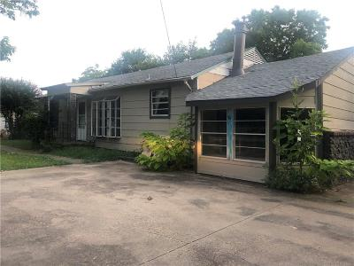 Seagoville Single Family Home For Sale: 2619 Bell Street