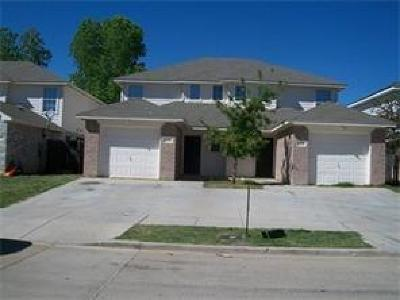 Azle Residential Lease For Lease: 1221 Village Garden Drive