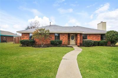 Sachse Single Family Home For Sale: 2308 Ridgeview Drive