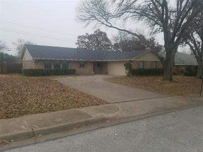 Desoto Single Family Home For Sale: 1232 Briarbrook Drive