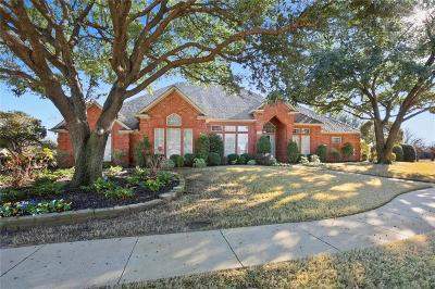 Colleyville Single Family Home Active Option Contract: 1103 Hardage Circle
