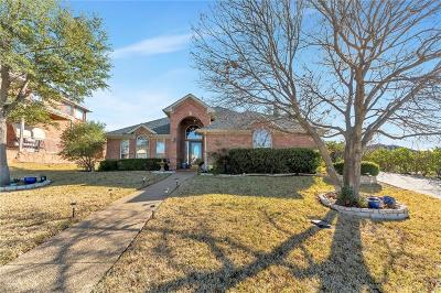 Dallas County Single Family Home For Sale: 7317 Bishop Court