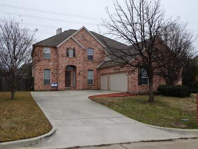 Fort Worth Single Family Home For Sale: 12308 Green Ash Drive
