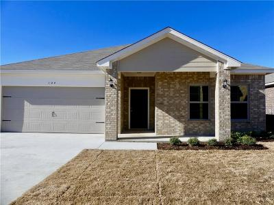 Terrell Residential Lease For Lease: 104 Mitchell Circle