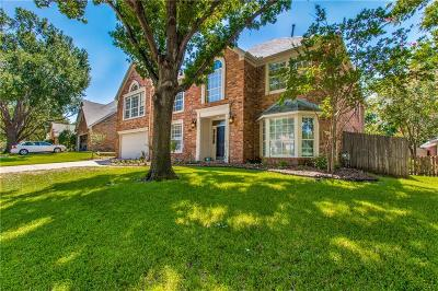 Flower Mound Single Family Home For Sale: 3321 Druid Way