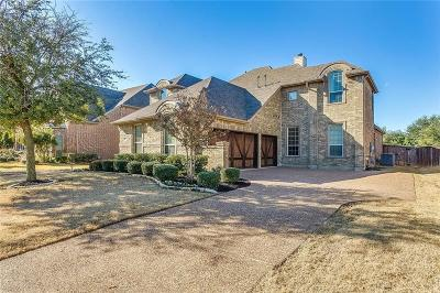 Keller Single Family Home For Sale: 504 Silverado Trail