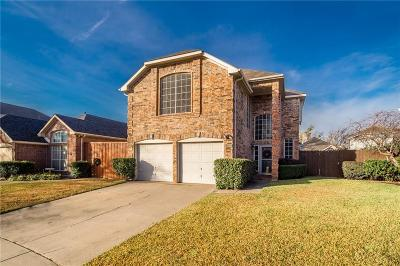 Carrollton Single Family Home Active Option Contract: 3829 Seminole Place