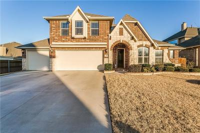 Burleson Single Family Home For Sale: 1001 Cliveden Boulevard