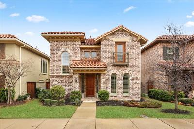 Irving Single Family Home Active Option Contract: 7044 Comal Drive