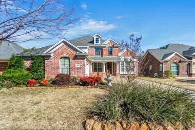 Garland Single Family Home Active Option Contract: 1921 Wind Lake Circle
