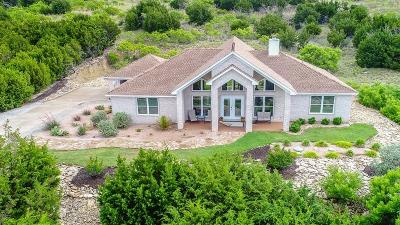 Palo Pinto County Single Family Home For Sale: 1353 Balcones Lane