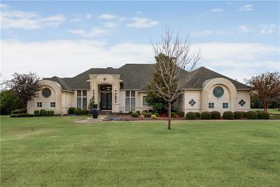 Prosper Single Family Home For Sale: 1801 Gentle Way