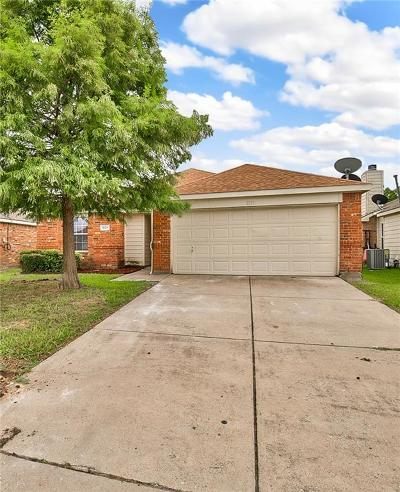 Forney Single Family Home For Sale: 1039 Singletree Drive