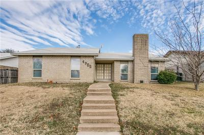 Single Family Home For Sale: 4905 Strickland Avenue