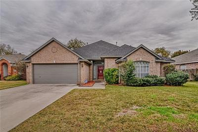 Mansfield Single Family Home Active Option Contract: 3504 Heathcliff Drive