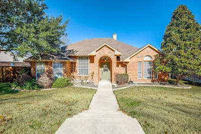 Rockwall Single Family Home For Sale: 199 Jacob Crossing