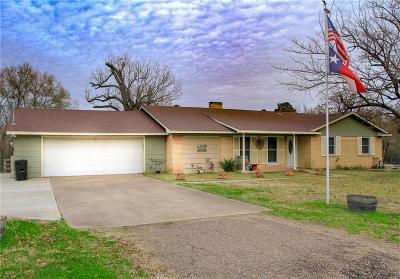 Malakoff Single Family Home Active Option Contract: 210 Lovers Lane
